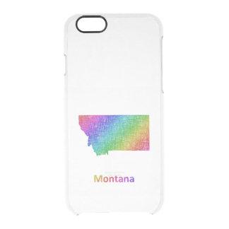 Montana Funda Transparente Para iPhone 6/6s