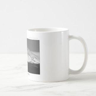 Montaña rocosa de Colorado alta Tazas De Café