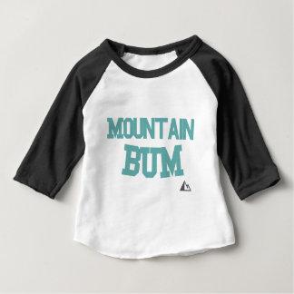 Montaña-Trullo Camiseta De Bebé