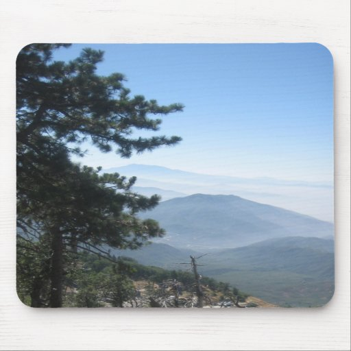 Montaña Vista Tapetes De Ratones