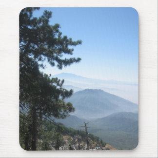 Montaña Vista Alfombrilla De Ratón