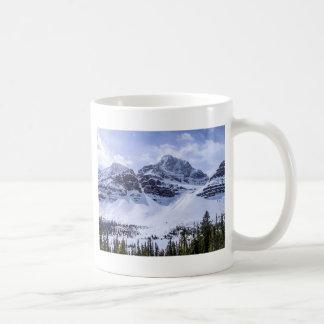 Montañas 1 de ALBERTA Taza De Café