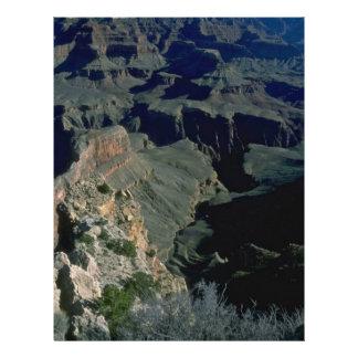 Montañas del origen volcánico folleto 21,6 x 28 cm