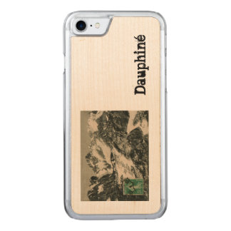 Montañas Francia de Lautaret del La de Dauphiné Funda Para iPhone 7