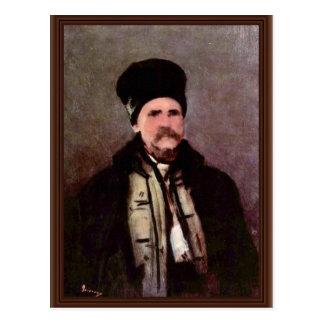 Montañeses de Grigorescu Nicolae (la mejor calidad Tarjeta Postal