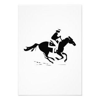 Montar a caballo comunicados