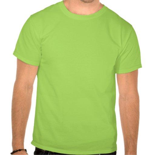 monte a un encargado de tienda camiseta