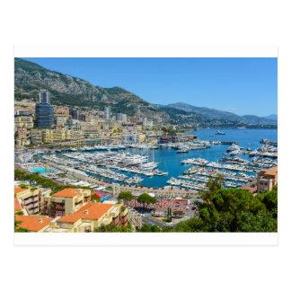 Monte Carlo Mónaco Postal