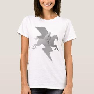 Monte la camisa del jinete de lomo de caballo del