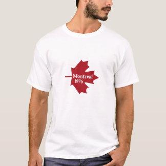 Montreal 1976 camiseta