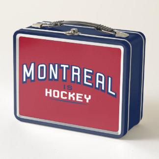 Montreal es fiambrera roja y azul del hockey -