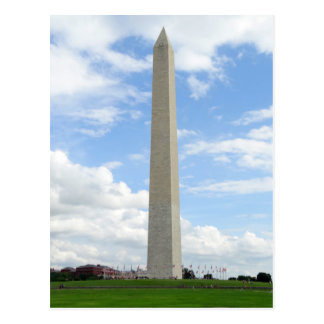 Monumento de Washington Washington, C.C. Postal