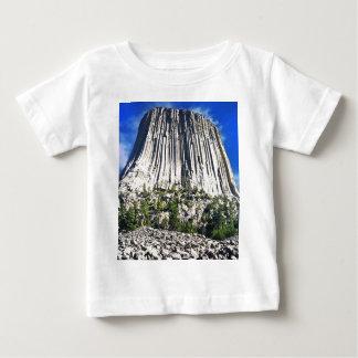 Monumento nacional de la torre de los diablos camiseta