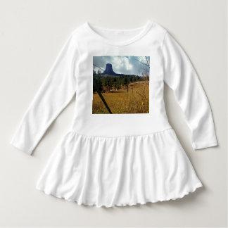 Monumento nacional Wyoming de la torre de los Camisetas