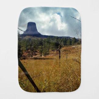 Monumento nacional Wyoming de la torre de los Paños Para Bebé