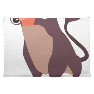 MOO, diseño malo de la vaca Manteles
