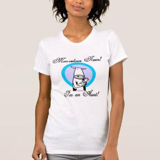 MOO-velous nueva tía Tshirts y regalos Camisetas