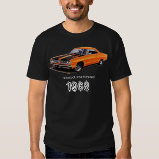 Mopar - 1968 Plymouth Road Runner Satellite - Camiseta