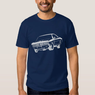 Mopar - 1969 Dodge Charger Camiseta