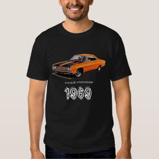 Mopar - 1969 Plymouth Road Runner Camiseta