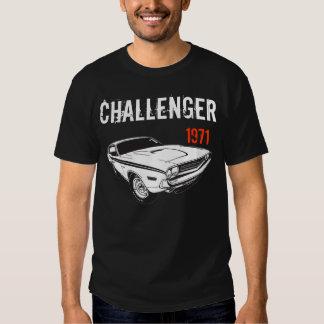 Mopar - 1971 Dodge Challenger Camisas