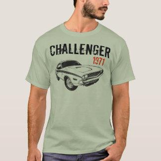 Mopar - 1971 Dodge Challenger Camiseta