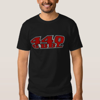 Mopar 440 6bbl camisetas