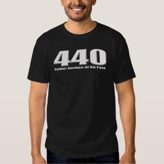 Mopar 440 seis paquetes va rápidamente camiseta