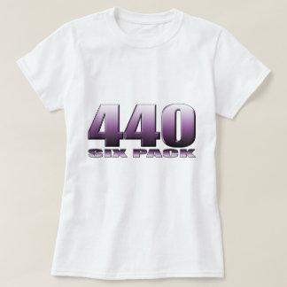 mopar púrpura loco del ciruelo camiseta