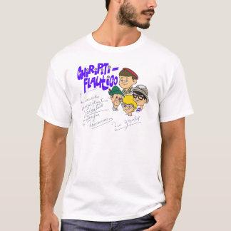 Moreno del EL Capitán, Valentina, Locomotoro y Tío Camiseta