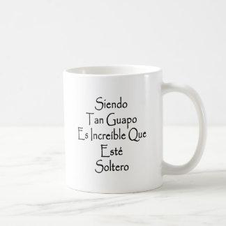 Moreno Guapo Es Increible Que Este Soltero de Taza