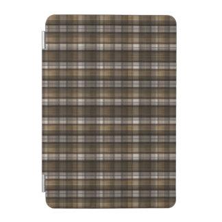 Moreno y tela escocesa de Brown Cubierta De iPad Mini