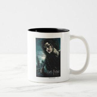 Mortal santifica - Bellatrix Lestrange 2 Taza De Café