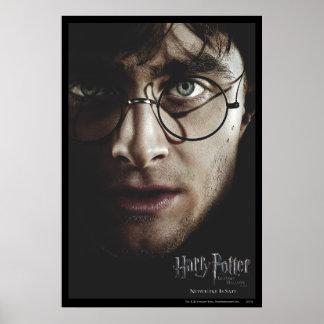 Mortal santifica - Harry Potter Póster