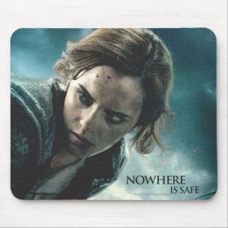 Mortal santifica - Hermione 2 Alfombrilla De Ratón