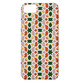 Mosaico 01 en cuerda de geometría marroquí en funda para iPhone 5C