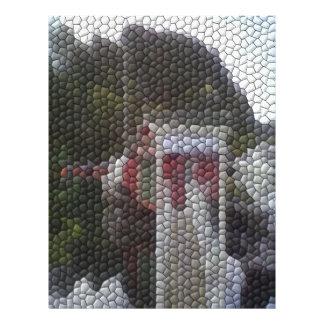 Mosaico de la foto folleto 21,6 x 28 cm