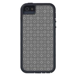 Mosaico de Marruecos. Patrón arabesco geométrico. iPhone 5 Protectores