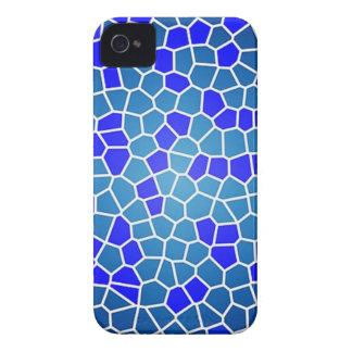 mosaico del tipo del padrão iPhone 4 Case-Mate carcasa