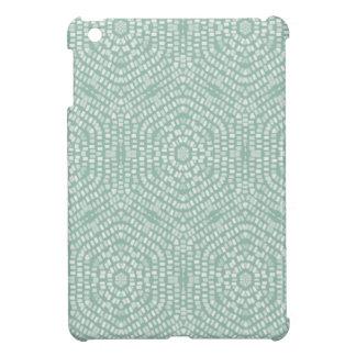 mosaico exagonal, verde y blanco,Carcasa