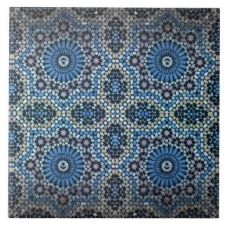 Mosaico magrebí azulejo