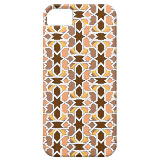 Mosaico y arte de Marruecos. Arabesco arte morisco iPhone 5 Case-Mate Protector