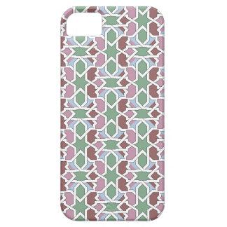 Mosaico y arte de Marruecos. Arabesco marroquí. iPhone 5 Case-Mate Carcasa