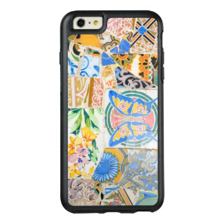 Mosaicos de Guell del parque Funda Otterbox Para iPhone 6/6s Plus