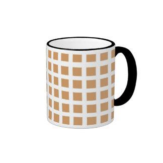 Mosaïk - Mug - Coloris: Crema Taza A Dos Colores