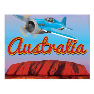 Mosca a Australia Postales