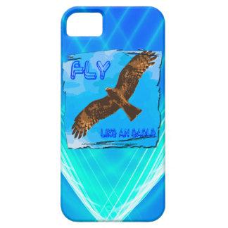 Mosca como una caja del teléfono de Eagle Funda Para iPhone SE/5/5s