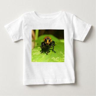 Mosca de ladrón camiseta de bebé