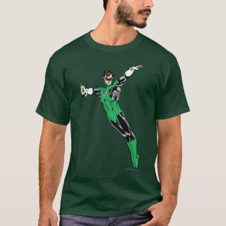 Mosca de linterna verde para arriba camiseta