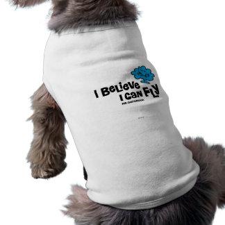 Mosca de Sr. Daydream Believes He Can Camiseta Sin Mangas Para Perro